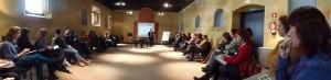 Taller 2º: Presentación de Viviencias de Inteligencia Emocional. 9 Febrero 2013