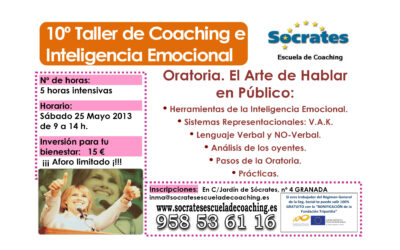 Taller 10º:  Oratoria: El Arte de Hablar en Público.
