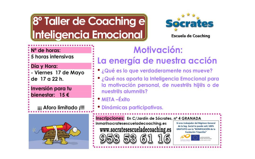 Taller 8º: Motivación: La energía de nuestra acción.