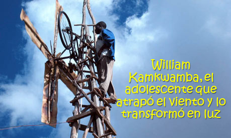 Moviendo Molinos de Viento (La historia de William Kamkwamba)
