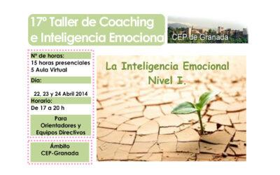 Taller 17º: Inteligencia Emocional para Orientadores de Educación. CEP Granada.