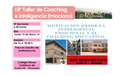 Taller 18º: Colegio Reyes Católicos. Santa Fé Granada.