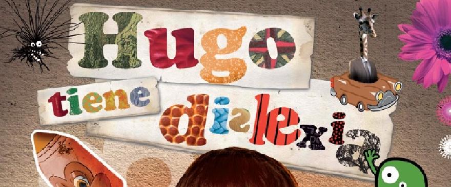 Hugo tiene dislexia. Cuento
