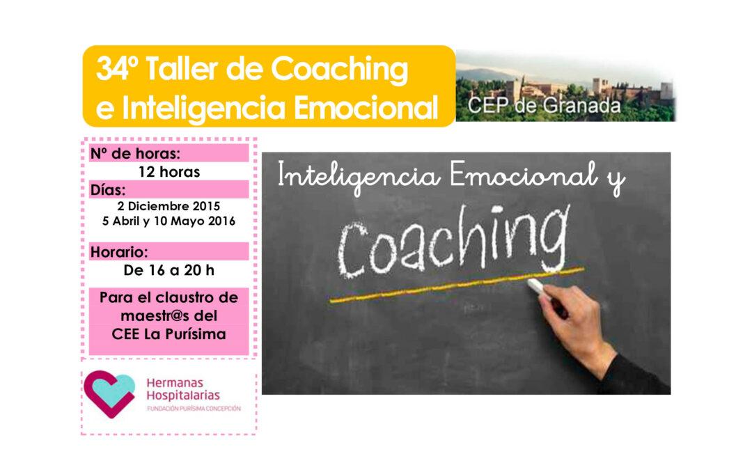 Taller 34º: Inteligencia Emocional y Coaching. La Purísima.