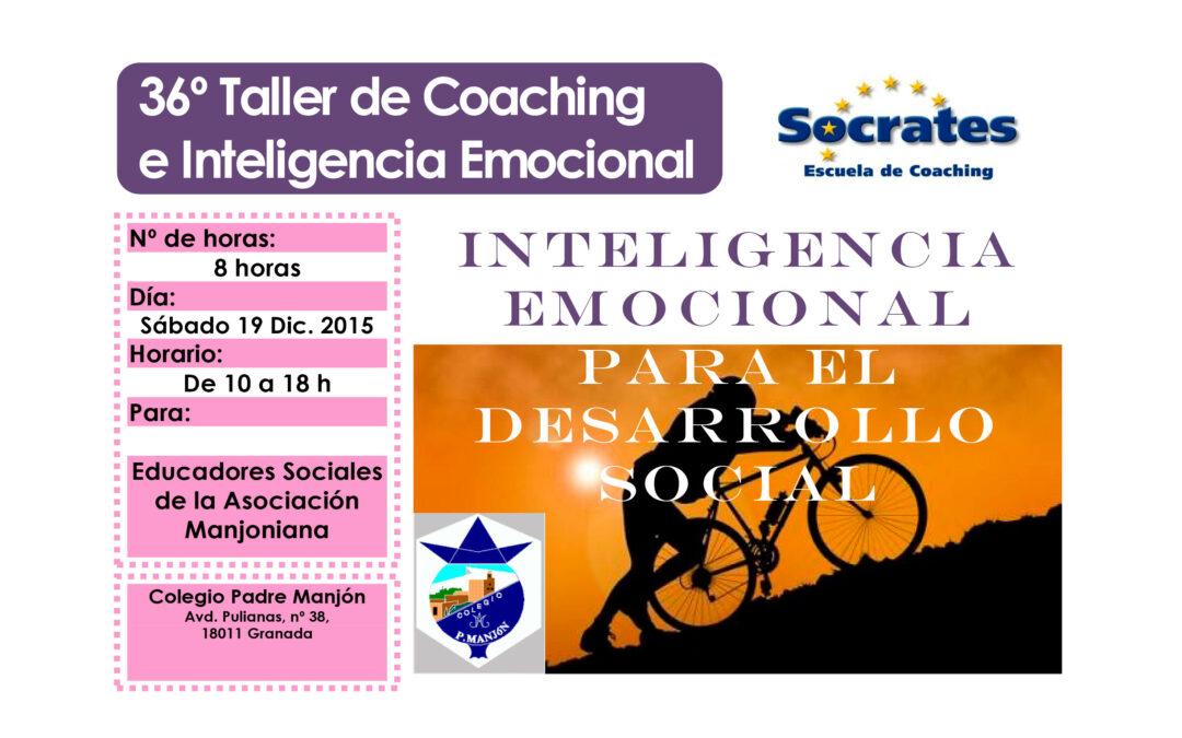Taller 36º: Inteligencia Emocional para el Desarrollo Social.