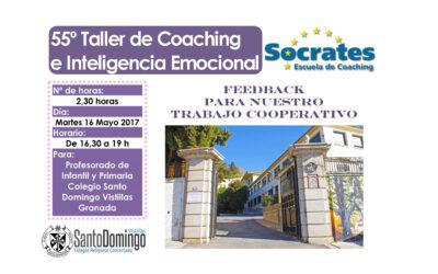 Taller 55º: Colegio Santo Domingo. Trabajo Cooperativo.